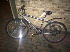 Mens bike spares and repair