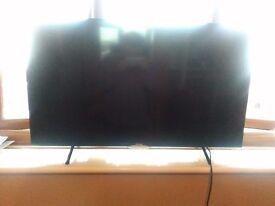40 Inch Polaroid 1080p hd Ready tv + remote
