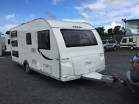 12 Adria Altea 542DT 6 Berth - Triple Bunks End Washroom