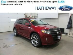2014 Ford Edge Sport, AWD BEAUTIFUL MACHINE