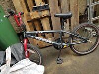 MUDDYFOX DEMON BMX STUNT BIKE