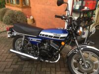 Yamaha rd400 in Immaculate condition, A true investment.
