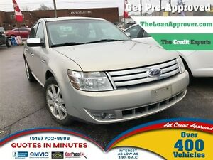 2009 Ford Taurus Limited   AWD   LEATHER   ROOF