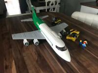 Lego City Air Cargo Plane