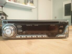 JVC Car cd player KD-G202. In good condition.