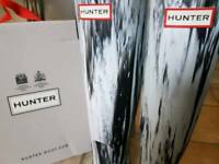 Ladies Hunter Wellington boots