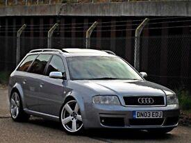Audi RS6 Avant 4.2 Quattro 5dr