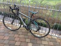 Woman's racing bike - Cannondale Synapse