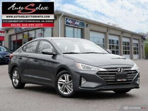 2019 Hyundai Elantra ONLY 12K! **PREFERRED MDL**SUNROOF**BACK...