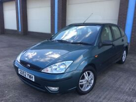 Ford focus automatic 1.6l 07876231378