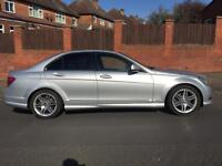 Mercedes Benz C220 AMG Low Mileage FSH
