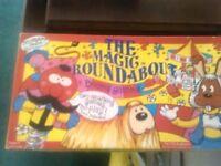 Original Magic Roundabout Board Game