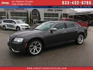 2017 Chrysler 300 C Platinum - Loaded!