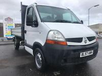 Renault Master Tipper excellent condition only 61000 miles NO VAT