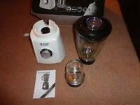 russell hobbs glass jug blender