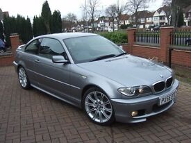 2005/55 BMW 320 CD M SPORT COUPE GREY **M3 330 looks** - Updated pictures