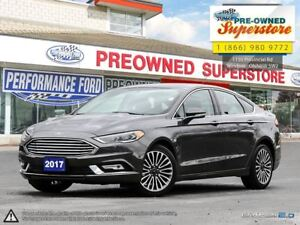 2017 Ford Fusion SE LUXURY PACKAGE***NAV, AWD***