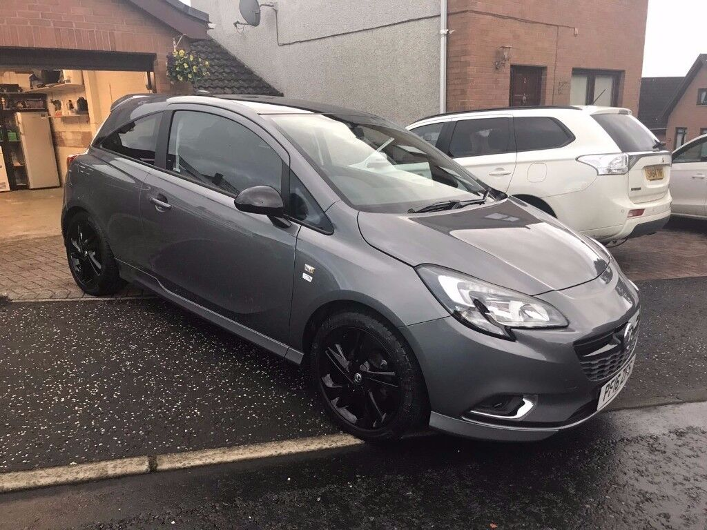Vauxhall Corsa 1.4 i ecoFLEX Limited Edition Hatchback 3dr and only 4669 miles on the clock 16 plate