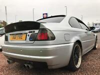 BMW E46 330CI FSH 1 Year Mot Stunning car £1500
