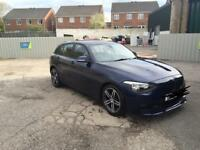 BMW 1 Series 1.6 116d EfficientDynamics Sports Hatch (s/s) 5dr