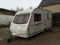 2 berth caravan, Coachman Highlander, well looked after by retired couple, 2007