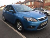 2010 Ford Focus Zetec, 5 Door, MOT Oct 2018, FSH