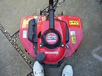 For sale FG 205 honda rotovater in as new condition