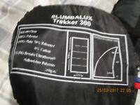 2 Slumbalux Trekker 300 Sleeping Bags