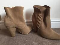 Heels, Boots and Wedges (Size 3)