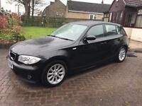 BMW 1SERIES 118D SE 5DOOR BLACK