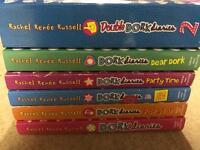 Rachel Renee Russell, Dork Diaries Books. (6 in total)