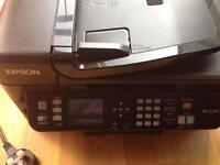 Epsom printer and scanner wifi