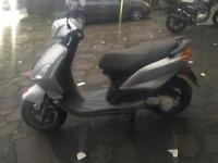 PIAGGIO FLY 50 06 plate