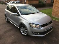 2012 Volkswagen Polo 1.2 Match 5dr - High Spec - Silver - Service History - P/X Welcome