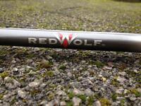 Redwolf 12' carp rod