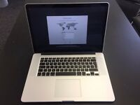 "Apple Macbook Pro Core i7 15"" Laptop (Mid 2014)"