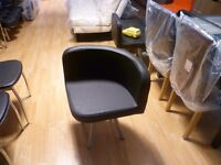 clearance black chairs (free local delivery)