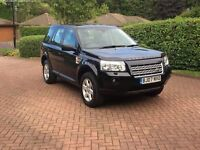 Land Rover Freelander 2.2 TD4 GS ''07'' Plate For Sale