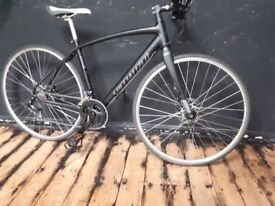 specialized diverge upgraded to105 9 speed and hydraulic shimano brakes mavic