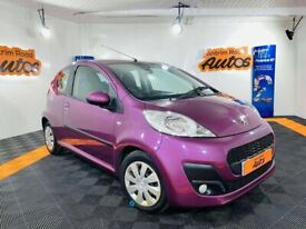 image for 2014 PEUGEOT 107 ACTIVE 1.0 ** LOW MILES ** FINANCE AVAILABLE