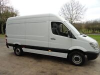 mercedes sprinter 313cdi mwb panel van NO VAT