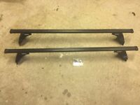 BMW 3 series (e46) Roof Bars and Feet fitting kit