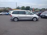 Ford galaxy 1.9 tdi 150 Ghia fully loaded 7 seater like Volkswagen sharan / seat Alhambra