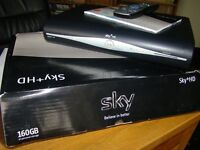 SKY+HD BOX FULL WORKING ORDER AS NEW CONDITION