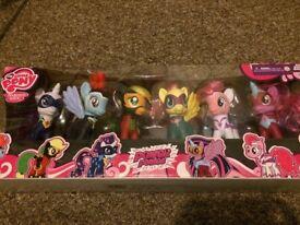 My Little Pony Power Ponies Brand New