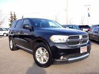 2013 Dodge Durango ***SXT***7 PASSENGER***FULL POWER GROUP***GRE