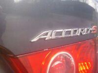 HONDA ACCORD 2.4 i-VTEC TYPE-S Sport LPG GAS BiFuel