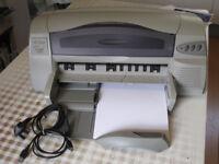 HP 1220c DeskJet A3 printer - large format