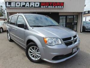 2013 Dodge Grand Caravan Dvd,Camera,Stow'Go,No Accident*