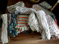 Very large bundle girls clothes age 18-24 months